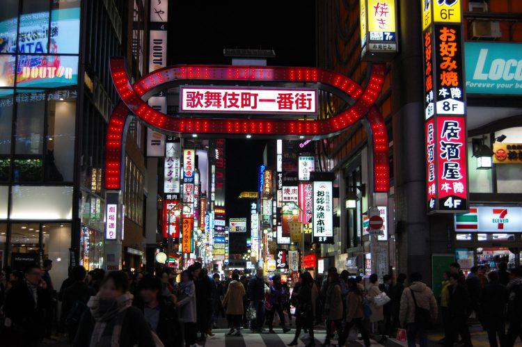 東京歌舞伎町にホストは集まる!